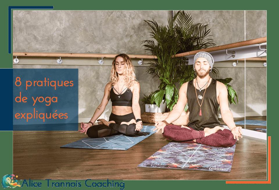 Résolution de Janvier : je me mets au yoga !
