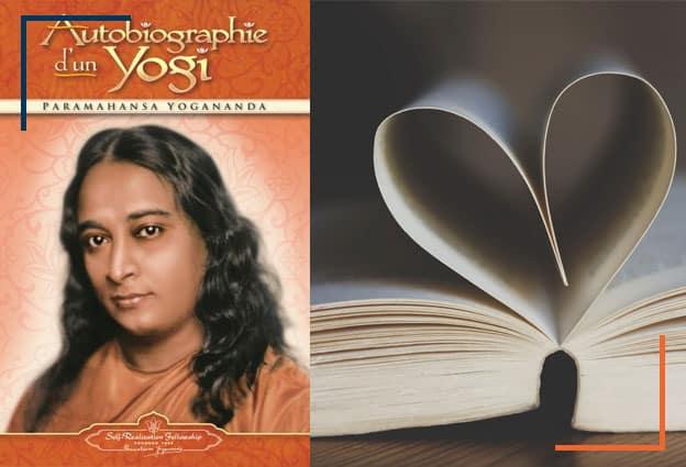 Livre : Autobiographie d'un yogi