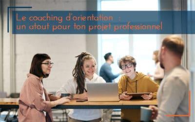 Coaching d'orientation et projet professionnel